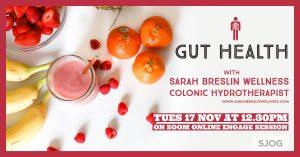 Healthy Gut Talk