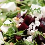 Turkey Beetroot and Feta Salad