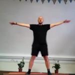 Circus tricks with enda 9th June