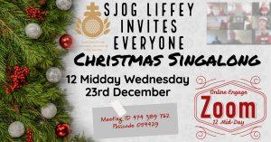 Christmas Singalong Poster