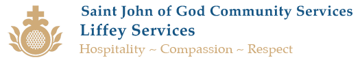 Saint John of God Community Services - Liffey Services Logo